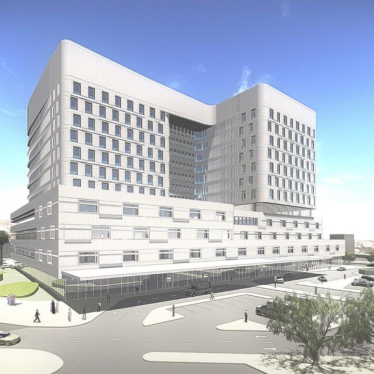 300 - 500 Beds Hospitals, KSA