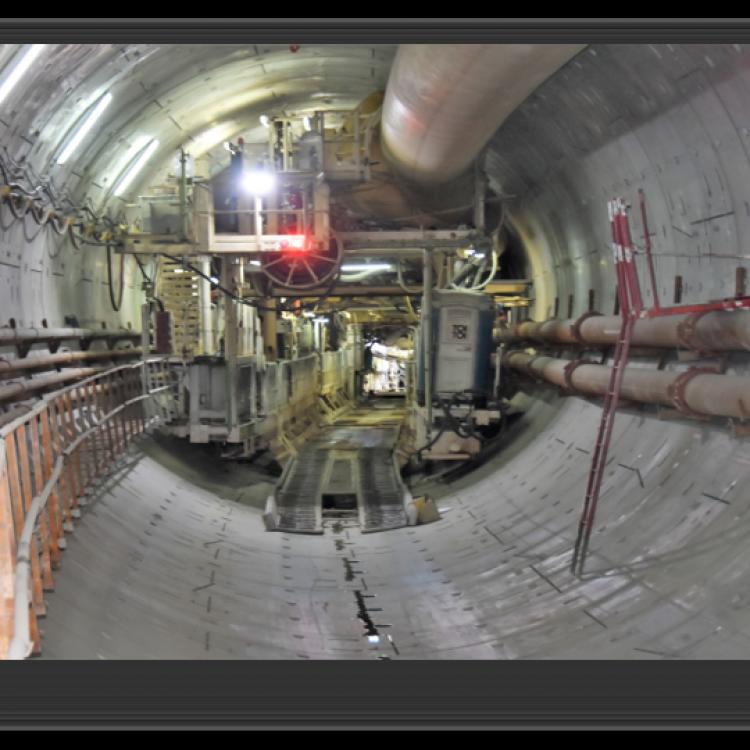 Abo Sewar Tunnel, Egypt