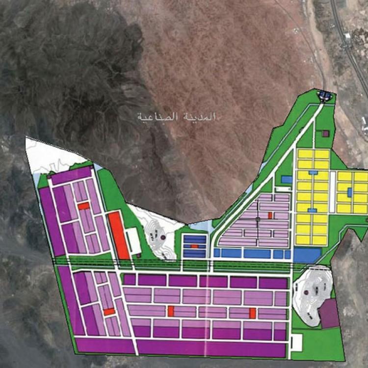 Al Madina Industrial City, KSA