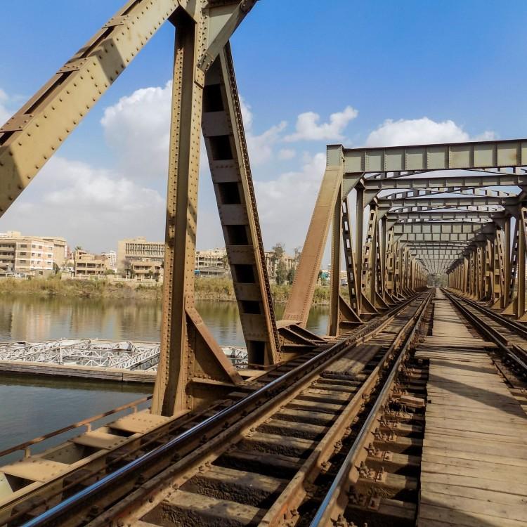 Banha Bridge, Egypt