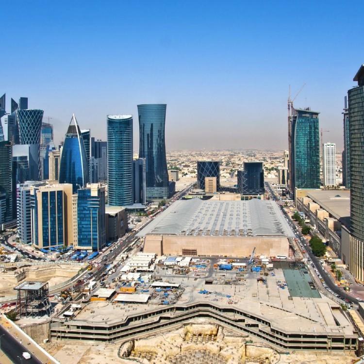 Doha City Center, Qatar
