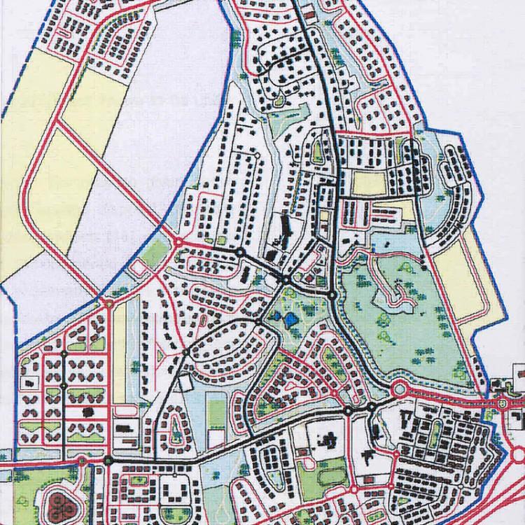 Dukhan Physical Development Plan, Qatar