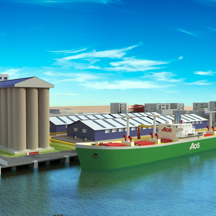 Grain Hub & Industrial Complex, Egypt