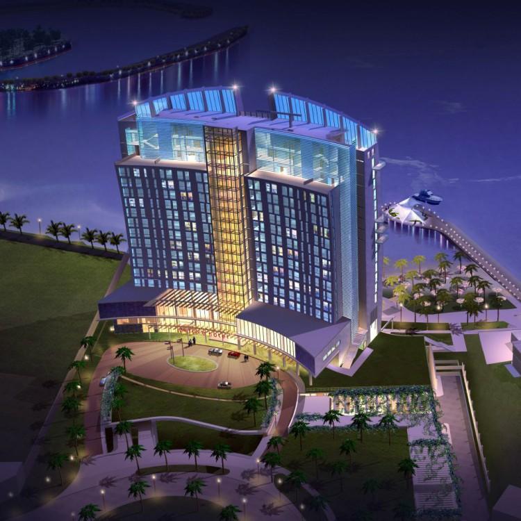 Grand Marina Intercontinental Hotel, UAE