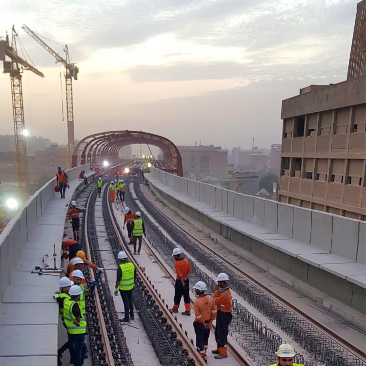 Greater Cairo Metro Line 2, phase 2, Egypt