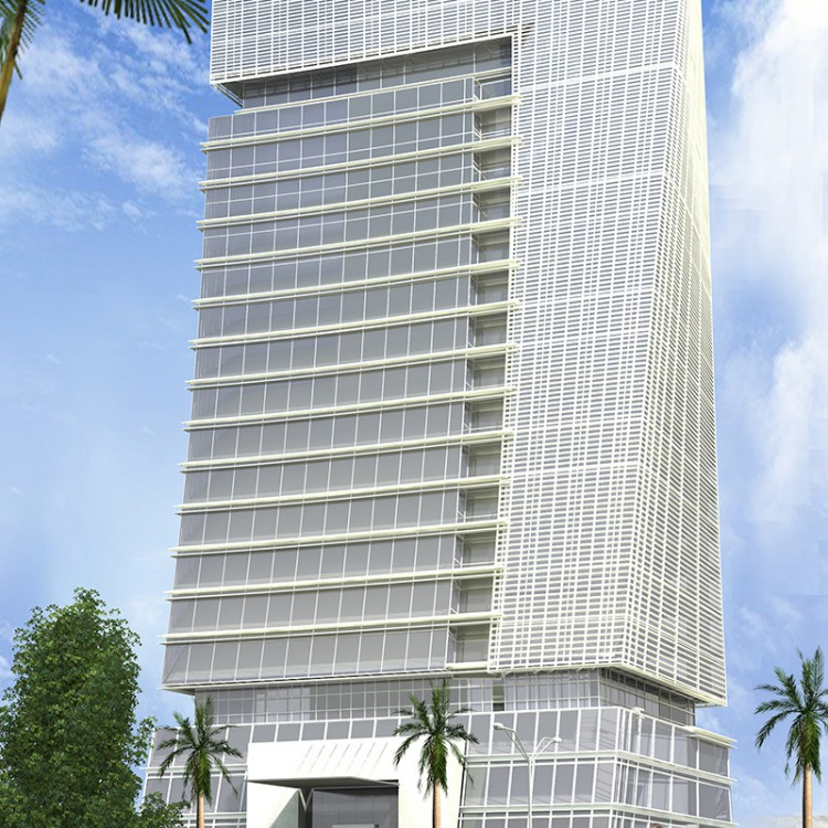 Lusail Tower COM46, Qatar