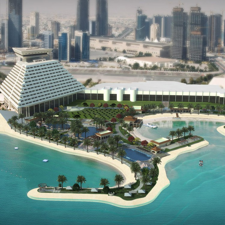 Sheraton Doha Resort & Convention Hotel, Qatar