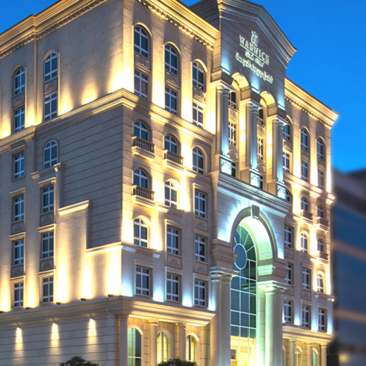 Warwick Hotel, Qatar
