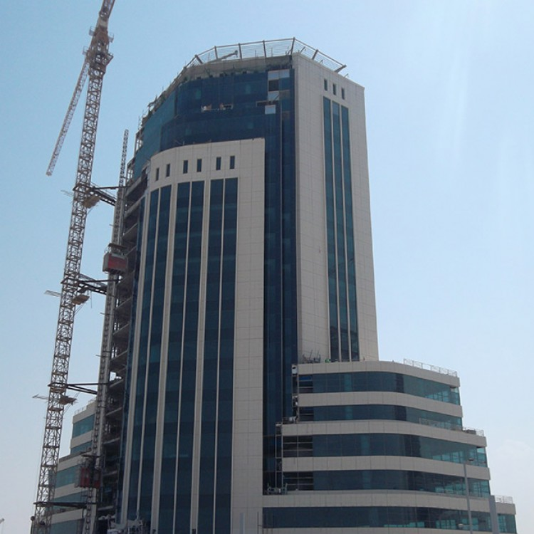 Al Baraha Tower, Qatar