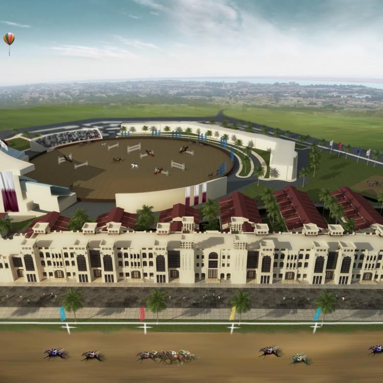 Equestrian Federation, Qatar