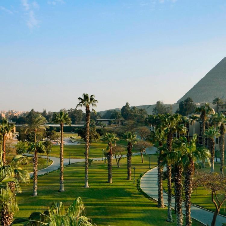 Marriott Mena House Hotel, Egypt